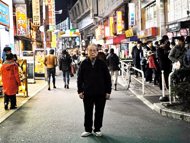 橋本 明 / Akira Hashimoto